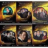 Murdoch Mysteries The Complete Series Seasons 1-9 DVD New
