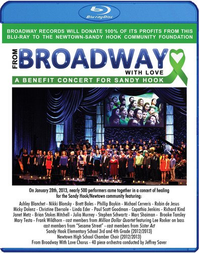 DVD : Various - From Broadway With Love - A Benefit Concert For Orlando (DVD)