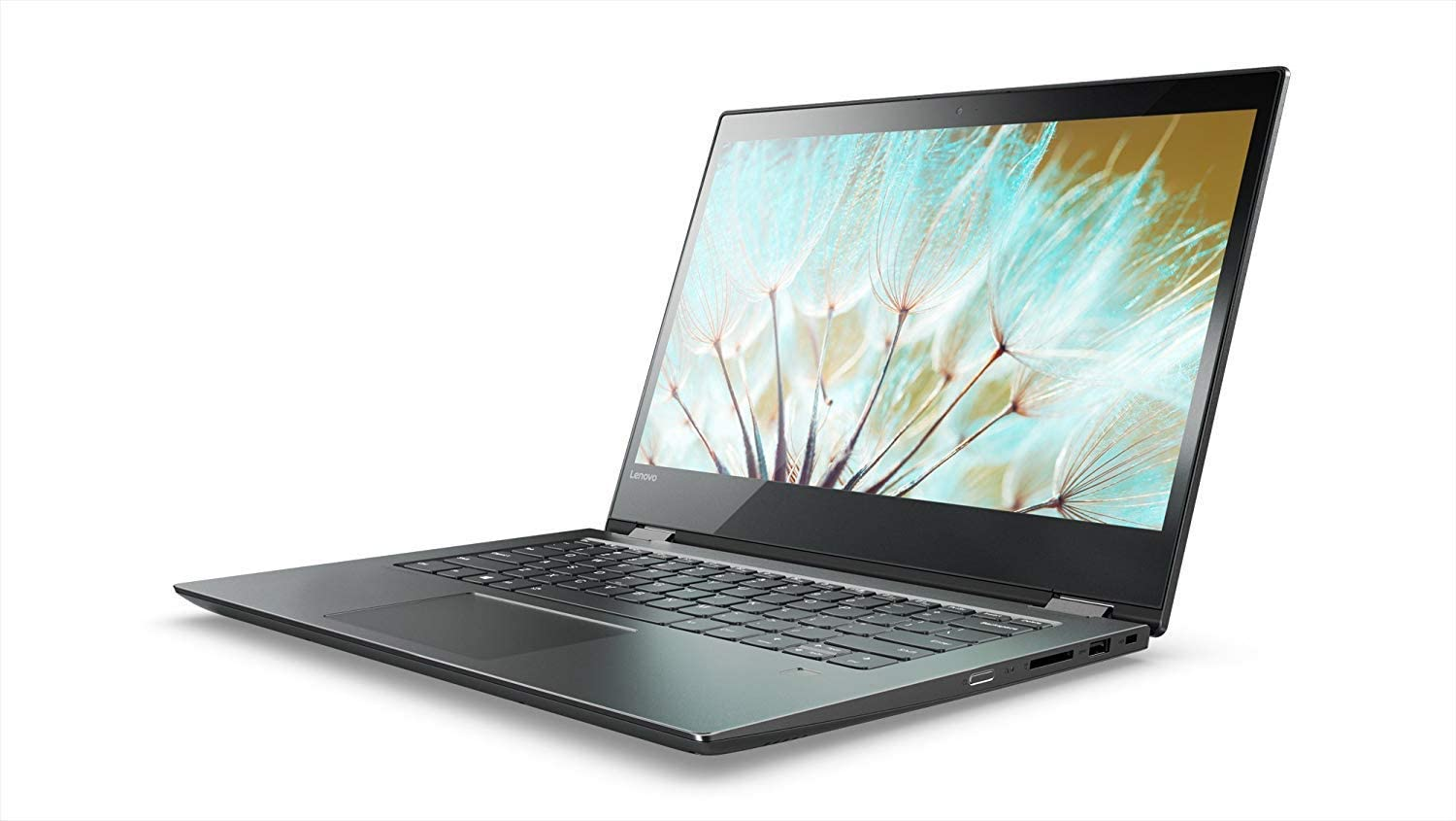 "Lenovo NEW Flex 5 15.6"" FHD IPS Touchscreen 2-in-1 Laptop Tablet, Intel i7-8550U up to 4GHz, 16GB DDR4, 512GB SSD PCIe, HDMI, Bluetooth, Fingerprint Reader, Backlit Keyboard, Windows 10 (Renewed)"