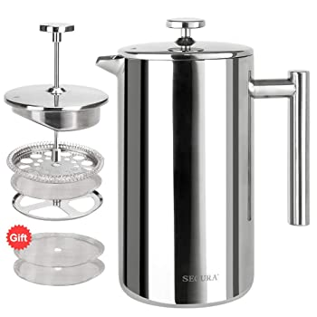 Secura 1500ML French Press
