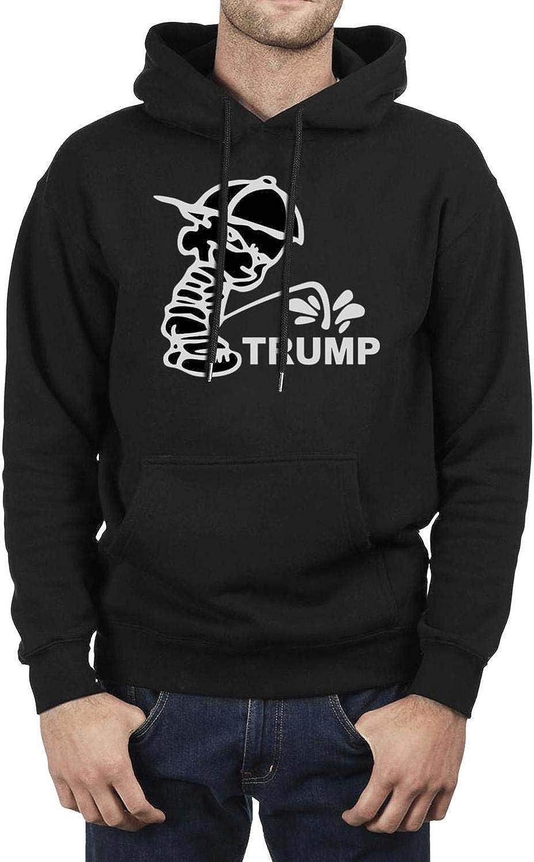 XCSRGGFBNCN Trump Pence 2020 Unisex Half Dome Customized Print Pullover Sweatshirt