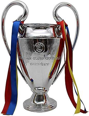 Personnalisation du Troph/ée C ROM Messi R/éplique de la Coupe du Monde Troph/ée de lart Coupe du Monde de la Coupe deurope des Champions
