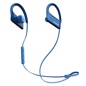 PANASONIC Wings Sport Headphones are Ultra-Light Wireless Bluetooth Sport Earbud 3D Flex Sport Clips