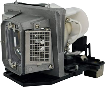 4320 Dell Projector Lamp Replacement Projector Lamp Assembly with Genuine Original Philips UHP Bulb Inside.