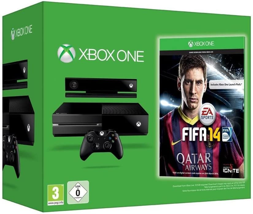 Microsoft Xbox One FIFA Bundle 500GB - juegos de PC (Xbox One ...
