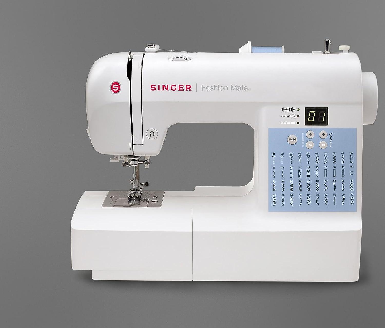 TCM Tchibo/de la máquina de coser singer de moda de mate 7140: Amazon.es: Hogar