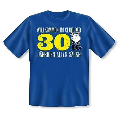 Superbe Geschenk Zum 30. Geburtstag   Lustiges Geburtstagssprüche T Shirt 30 Jahre  Alten Säcke