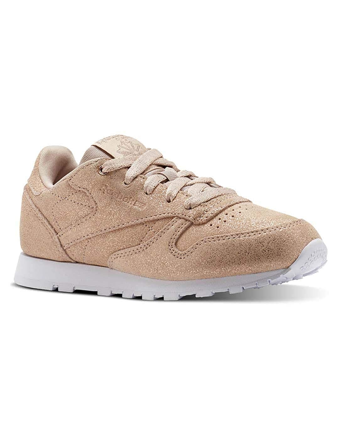 ca4732950630 Reebok Classic Leather, Chaussures de Fitness Fille