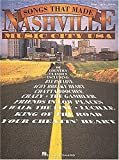 The Songs That Made Nashville Music City U. S. A., , 0793544505