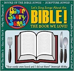 Como Descargar Libros Para Ebook The Bible (children's Music Cd): Let's Sing About The Book We Love! Novelas PDF