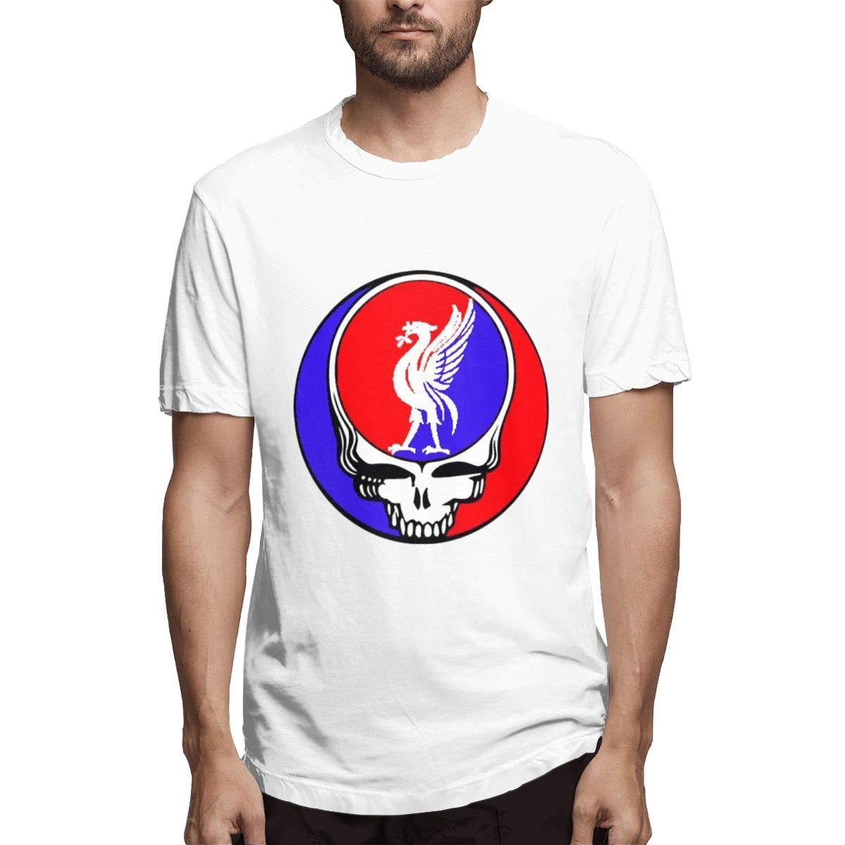 Lerzincser Men Govt Mule Athletic T-Shirt