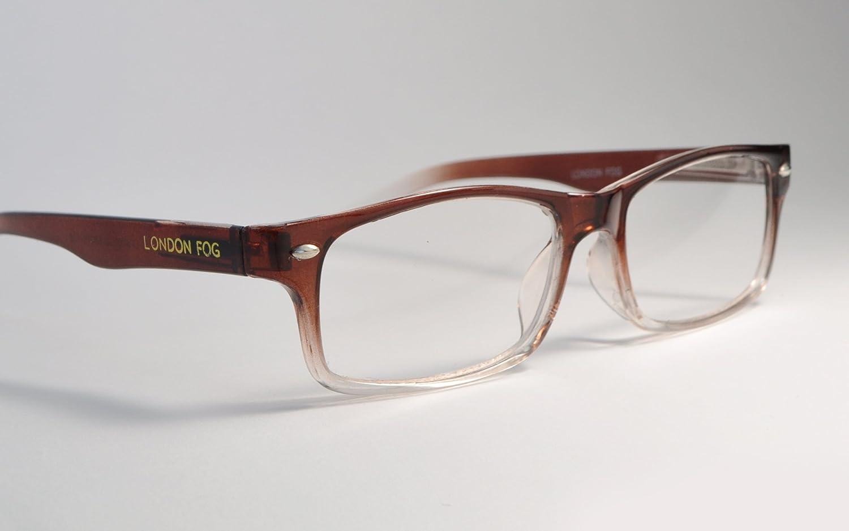 29ebc2044b2 Amazon.com  London Fog Designer Reading Glasses for Men   Women  Clothing