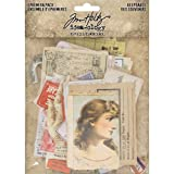 Idea-ology Tim Holtz Keepsakes Ephemera and