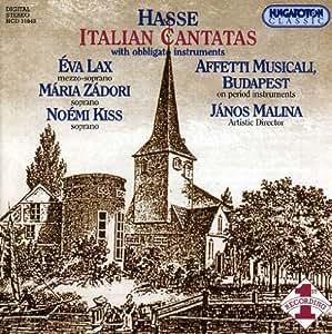 Italian Cantatas