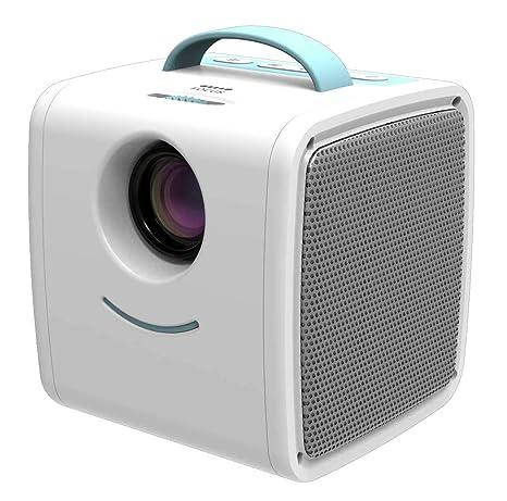 Amazon.com: Proyector Mini HD Bolsillo de 70 pulgadas LED ...