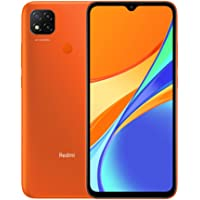 "Xiaomi Redmi 9C Smartphone, 6.53"", Dual SIM, 32GB, 2GB RAM - Sunrise Orange"
