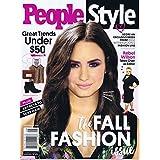 People Style Watch September 2017 小さい表紙画像