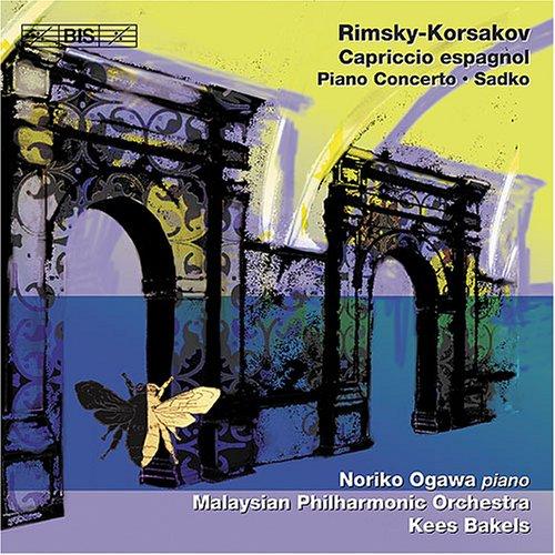 Korsakov: Capriccio Espagnol / Russian Easter Festival / Piano Concerto / Tsar Sultan Suite by Bis