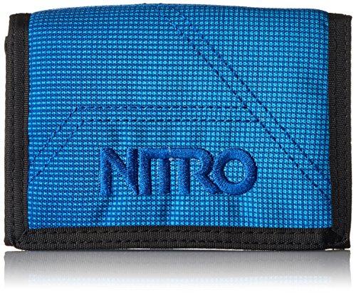 Nitro Púrpura Viola blur Blu Snowboards 2018 Azul Portamonete fragments Cm 14 Brill r4rwq0