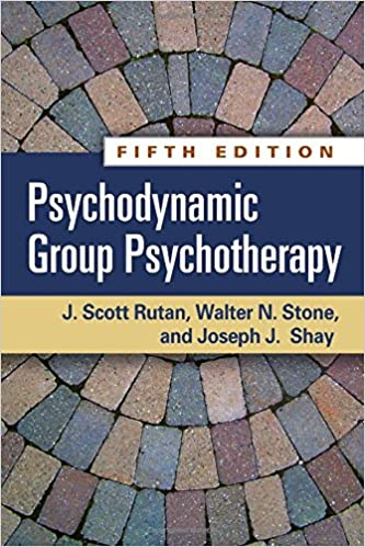 Psychodynamic Group Psychotherapy (Guilford)