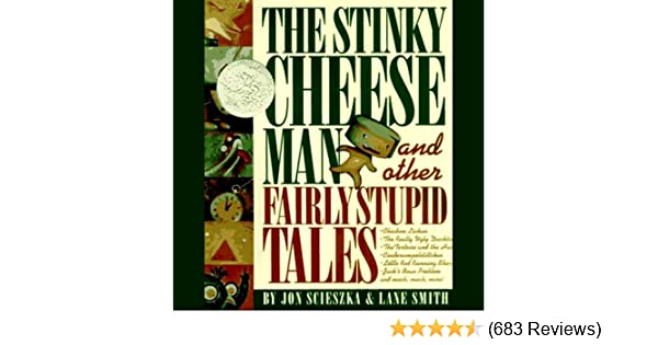 amazon com the stinky cheese man and other fairly stupid tales