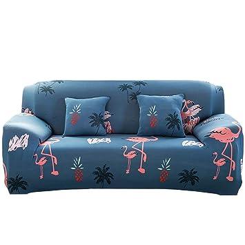 Funda de sofá con Estampado de Flamenco de dragón, diseño de ...