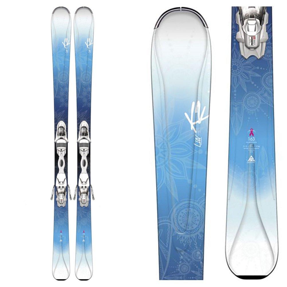 K2 Luv 75 Ski System Women's