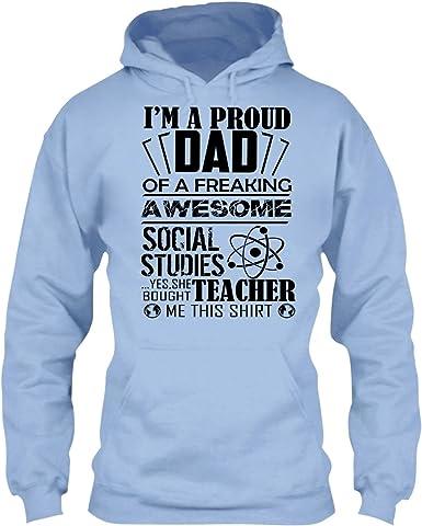 Amazon Com Arered Social Studies Teacher T Shirt Social Studies Teacher Cool T Shirts Design Clothing