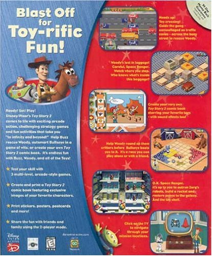activity center by toy story 2 amazoncouk music - Toy Story Activity Center Download