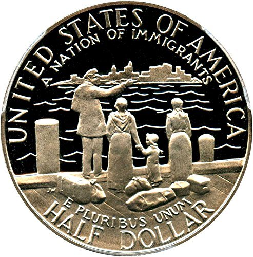 Coin Only 1986 S Statue of Liberty Commemorative Proof Half Dollar