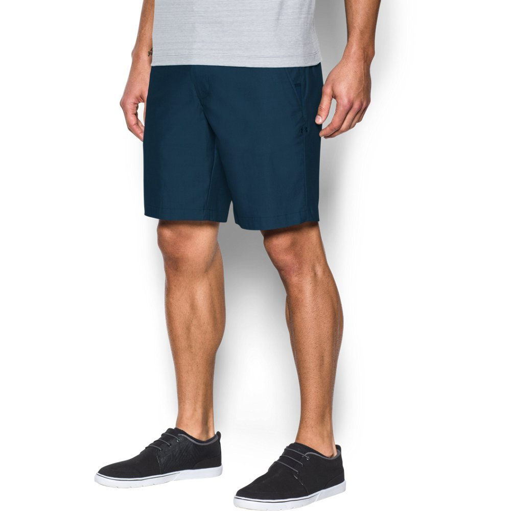 Under Armour Mens Perf Chino Texture Shorts