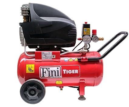 Compresor Fini Tiger MK 265 25 Lt 2 HP