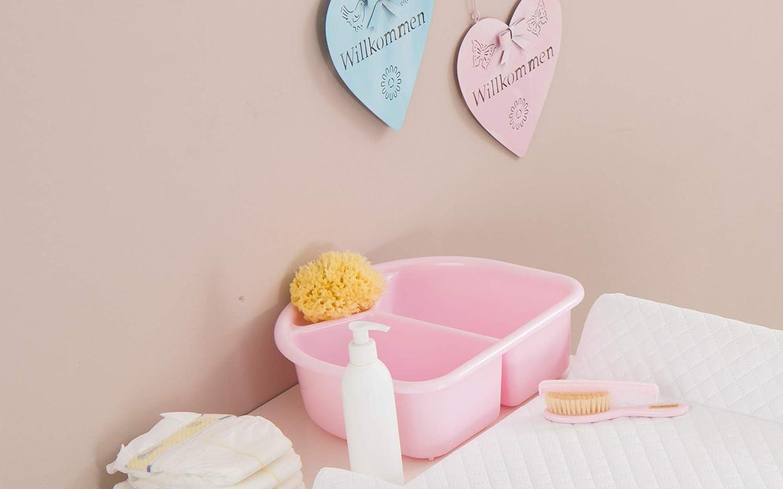 Gelb 4l Ab 0 Monate 200060236 Vanilla Honey Pearl TOP Rotho Babydesign Waschsch/üssel