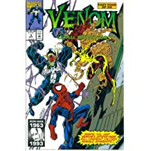 "Venom Lethal Protector #4 : Co-Starring Spider-Man in ""Deadly Birth"" (Marvel Comics)"