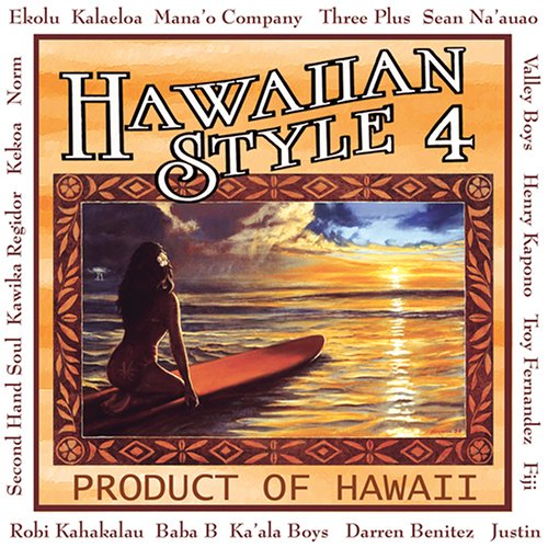 Hawaiian Four (Hawaiian Style 4)