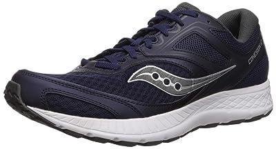 Saucony Men's VERSAFOAM Cohesion 12 Road Running Shoe