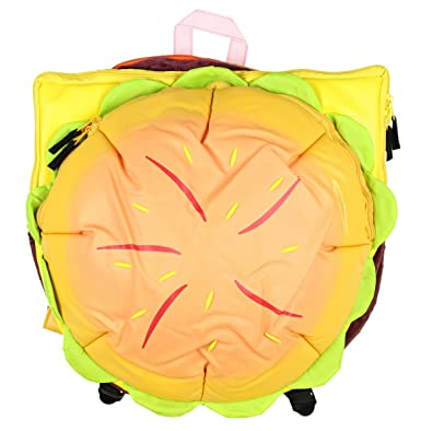 Amazon.com  Cartoon Network Steven Universe Cheeseburger Backpack ... 2b6582d494d40
