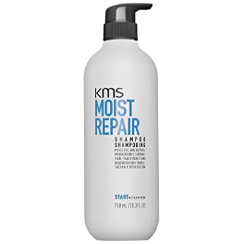 KMS Moist Repair Shampoo, 750 ml