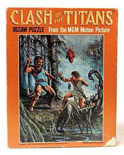 Vintage Clash Of the Titans