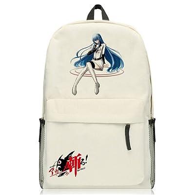 Siawasey Anime Akame ga KILL! Cosplay Bookbag Daypack College Bag Backpack School Bag