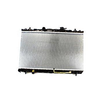 evan-fischer eva27672031980 Radiador para Hyundai Tiburon, 03 – 08 AUTO transmisión w/