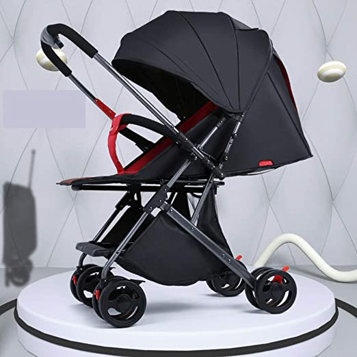 STRR Carrito silleta, Ligero Carro de bebé, Plegable y portátil a ...