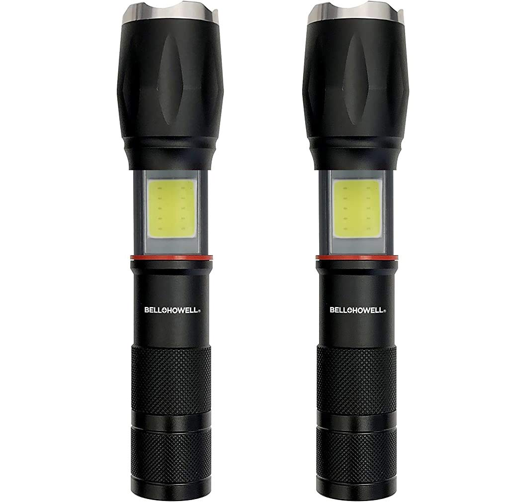 Bell Howell Taclight High Performance Flashlight 80x Brighter 5 Modes for sale online
