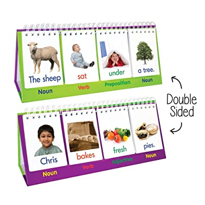 Junior Learning Sentence Flips Toy: Toys & Games
