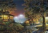 Buffalo Games - Terry Redlin - Highlight of The Neighborhood - 2000 Piece Jigsaw Puzzle