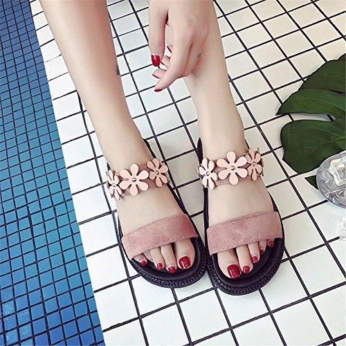Pantofole European Scivolo Code Codice BTBTAV A Fondo D'Estate Con Grigio Piatto All'Aperto Lady 35 Europeo 35 Grey OIqwTI6x8