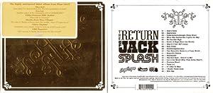 The Return of Jack Splash CD