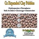 Hydroton Leca Expanded Clay Pebbles Grow Media - Orchids • Aquaponics • Aquaculture • Hydroponics - by Cz Garden Supply®