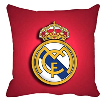 Amazon.com: Peachy Baby Featuring Real Madrid C.F. Almohada ...
