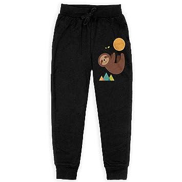 Hustor - Pantalones de chándal para Hombre, Informales, 100 ...